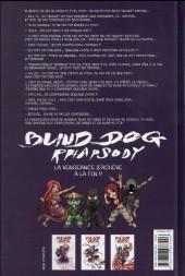 Verso de Blind Dog Rhapsody -3- Tome 3