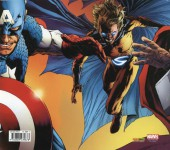 Verso de (AUT) Quesada - Marvel - L'Art de Joe Quesada