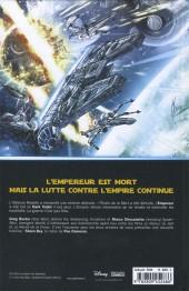 Verso de Star Wars - Voyage vers Star Wars : Le Réveil de la Force - Les ruines de l'Empire - Les ruines de l'empire