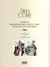 Verso de Silas Corey -4- Le Testament Zarkoff 2/2