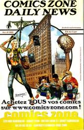 Verso de Spider-Man Hors Série (Panini Comics, 2e série) -7- Descente aux enfers (Spiral 3/3)