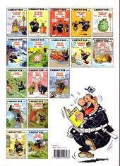 Verso de L'agent 212 -10a1995- Agent trouble