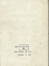 Verso de Nevada (LUG) -Rec59- Album N°59 (du n°367 au n°370)