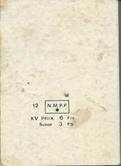 Verso de Nevada (LUG) -Rec61- Album N°61 (du n°375 au n°378)
