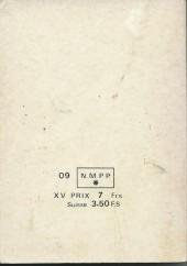 Verso de Nevada (LUG) -Rec66- Album N°66 (du n°395 au n°397)