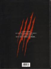 Verso de Meutes -2- Lune rouge