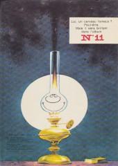 Verso de Gaston -10a1973- Le géant de la gaffe