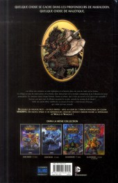 Verso de World of Warcraft - Bloodsworn -2- Bloodsworn 2/2