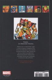 Verso de Marvel Comics - La collection (Hachette) -486- The Mighty Thor - Le Dernier Viking