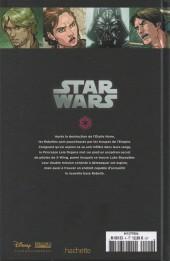 Verso de Star Wars - Légendes - La Collection (Hachette) -454- Star Wars - I. Dans l'ombre de Yavin