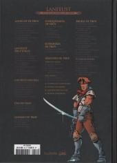 Verso de Lanfeust et les mondes de Troy - La collection (Hachette) -59- Trolls de Troy - L'histoire de Waha