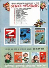 Verso de Spirou et Fantasio -3b66- Les Chapeaux noirs