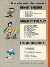 Verso de Johan et Pirlouit -7d77- La flèche noire