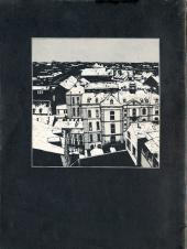 Verso de Stéphane Clément -1- Le guêpier