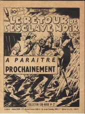 Verso de Coq-Hardi (Collection) -26- La Forêt qui tue
