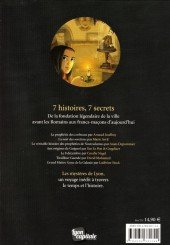 Verso de Les mystères de Lyon