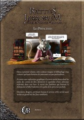 Verso de Rattus Librorum -1- Les Princesses
