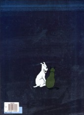 Verso de Tintin - Divers -76TL- Les animaux de Tintin