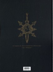Verso de Elric (Blondel) -1TL- Le trône de rubis