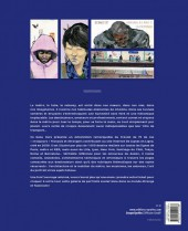 Verso de De lignes en ligne - L'Art discret du croquis de métro