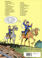 Verso de Les tuniques Bleues -31a1992- Drummer boy