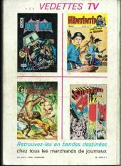 Verso de Rin Tin Tin & Rusty (2e série) -Rec61- Album N°61 (du n°104 au n°106)