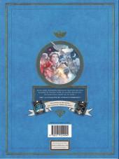 Verso de Le château des étoiles -INT1a15- 1869 : La Conquête de l'espace - Vol.I