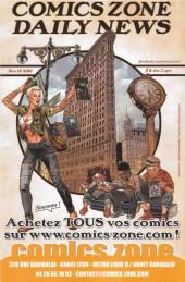 Verso de Avengers Now! -7- Liberté