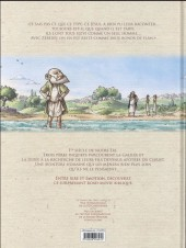 Verso de Le voyage des pères -INTb15- Intégrale