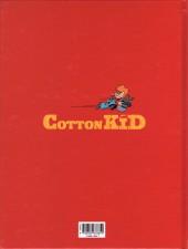 Verso de Cotton Kid -1- Au nom de la loi et de Mr Pinkerton