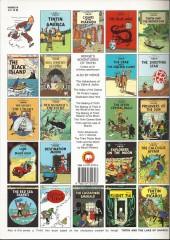 Verso de Tintin (The Adventures of) -6d98- The broken ear