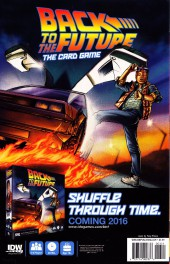 Verso de Back to the Future (2015) -3Sub- Untold Tales and Alternate Timelines #3