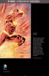 Verso de DC Comics - Le Meilleur des Super-Héros -10- Flash - De l'avant