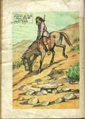 Verso de Sitting Bull, le Napoléon rouge -9- L'homme aux doigts qui chantent