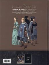 Verso de Mousquetaire (Duval) -1- Alexandre de Bastan