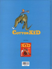 Verso de Cotton Kid -2- Charivari dans les bayous