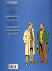 Verso de Blake et Mortimer (Les Aventures de) -17b2014- Les Sarcophages du 6e continent - Tome 2