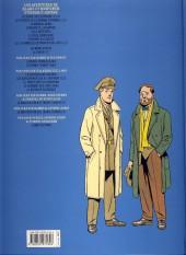 Verso de Blake et Mortimer (Les Aventures de) -18b14- Le sanctuaire du Gondwana