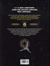Verso de Star Wars (Delcourt / Disney) -6- Épisode VI - Le Retour du Jedi