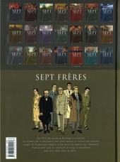 Verso de Sept -16- Sept frères