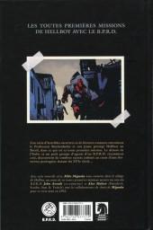 Verso de Hellboy & B.P.R.D. -1- 1952