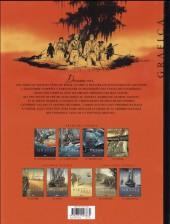 Verso de Les pirates de Barataria -9- Chalmette