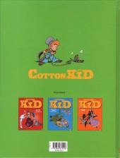 Verso de Cotton Kid -4- La piste de Chisholm