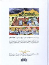 Verso de Les grands Peintres -10- Van Gogh