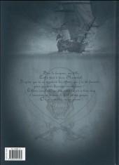 Verso de Le sang du dragon -10- Lilith