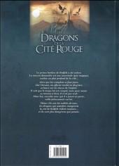 Verso de Les dragons de la Cité Rouge -1- Alec Deeran