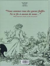 Verso de La croix de Cazenac -1- Cible soixante
