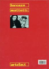 Verso de Incidents (Mattotti) - Incidents