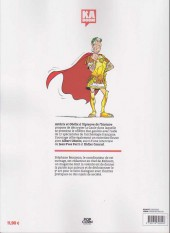 Verso de Astérix (Autres) - Astérix & Obélix - À l'épreuve de l'histoire