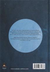 Verso de Sherlock Holmes - La BD dont vous êtes le héros -3- Sherlock Holmes & Moriarty associés